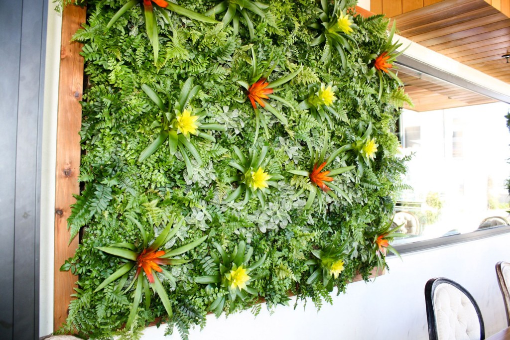 Living Wall Benefits