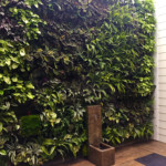 Los Angeles, Westwood high-end residence Living Wall